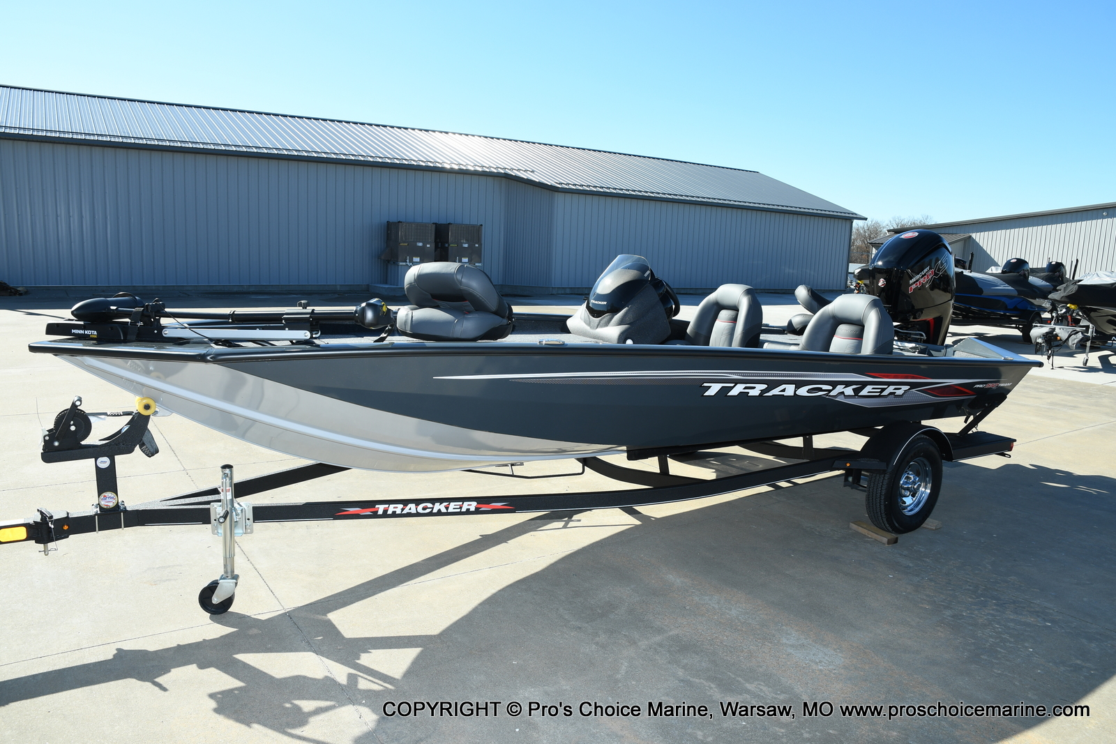 2021 Tracker Boats boat for sale, model of the boat is Pro Team 190 TX & Image # 12 of 50