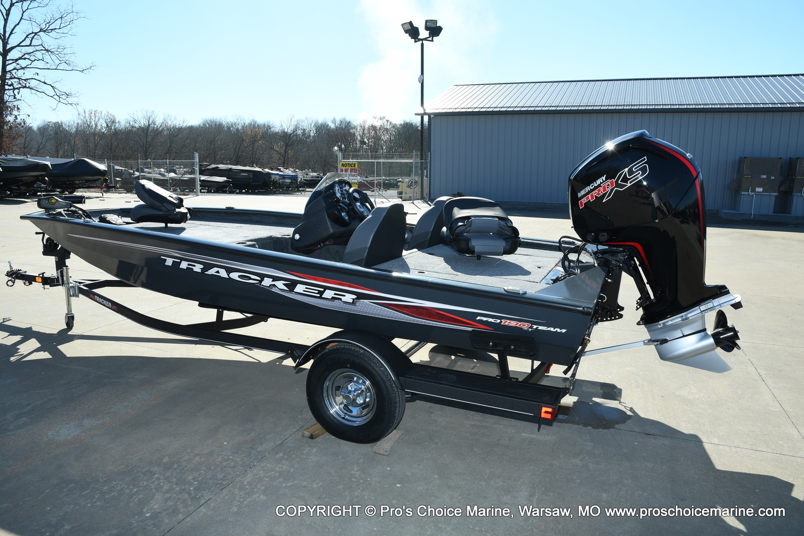 2021 Tracker Boats boat for sale, model of the boat is Pro Team 190 TX & Image # 23 of 50