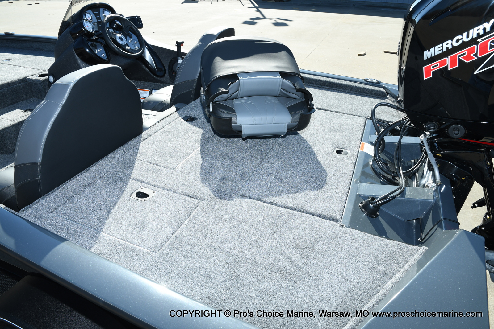 2021 Tracker Boats boat for sale, model of the boat is Pro Team 190 TX & Image # 26 of 50