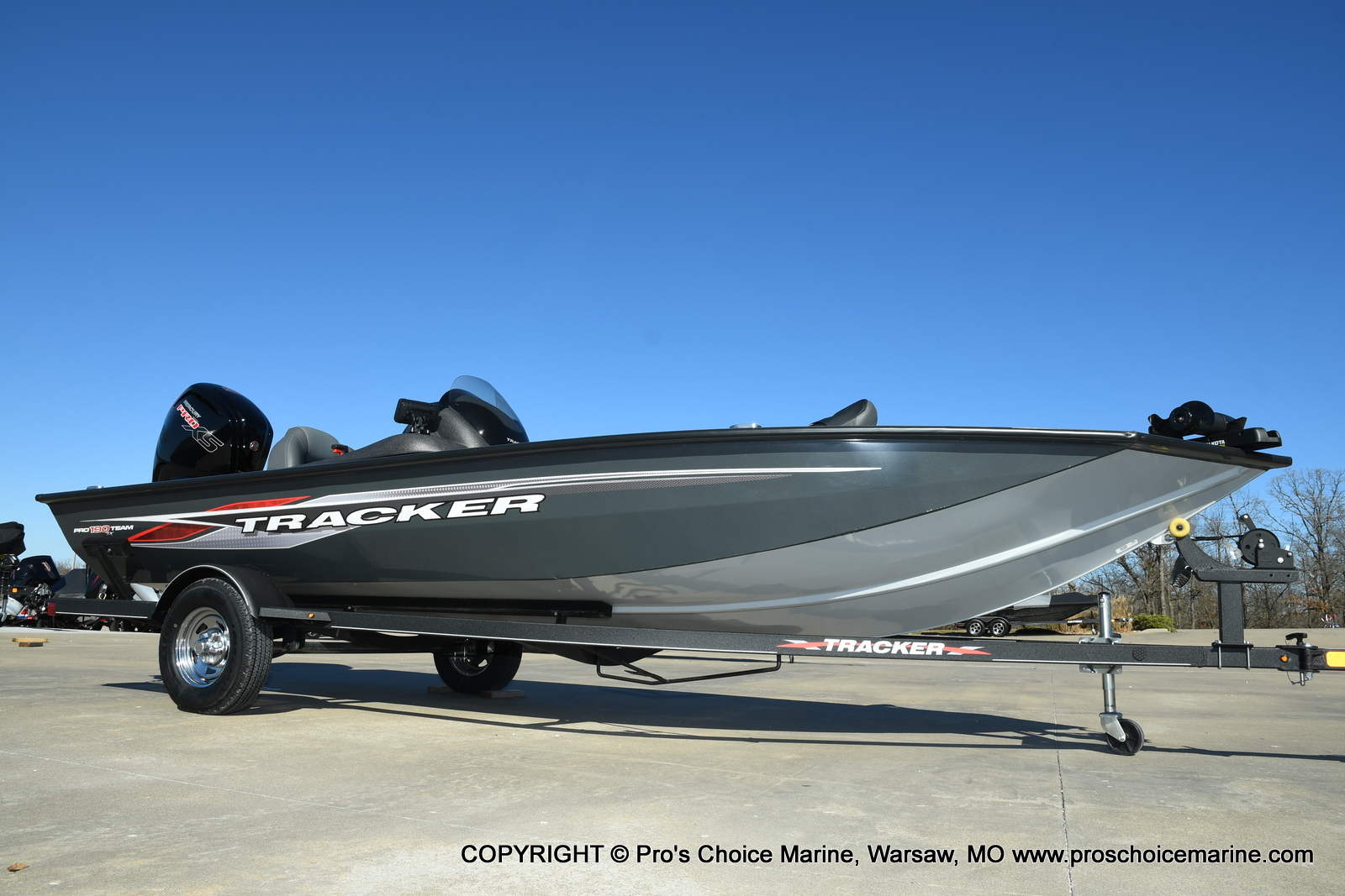 2021 Tracker Boats boat for sale, model of the boat is Pro Team 190 TX & Image # 35 of 50