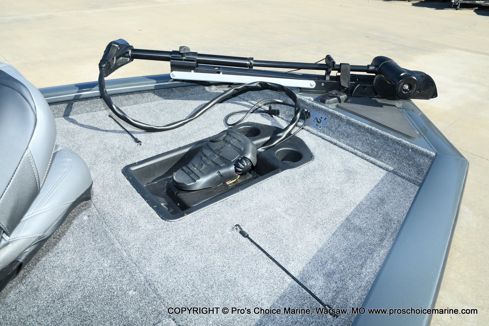 2021 Tracker Boats boat for sale, model of the boat is Pro Team 190 TX & Image # 39 of 50