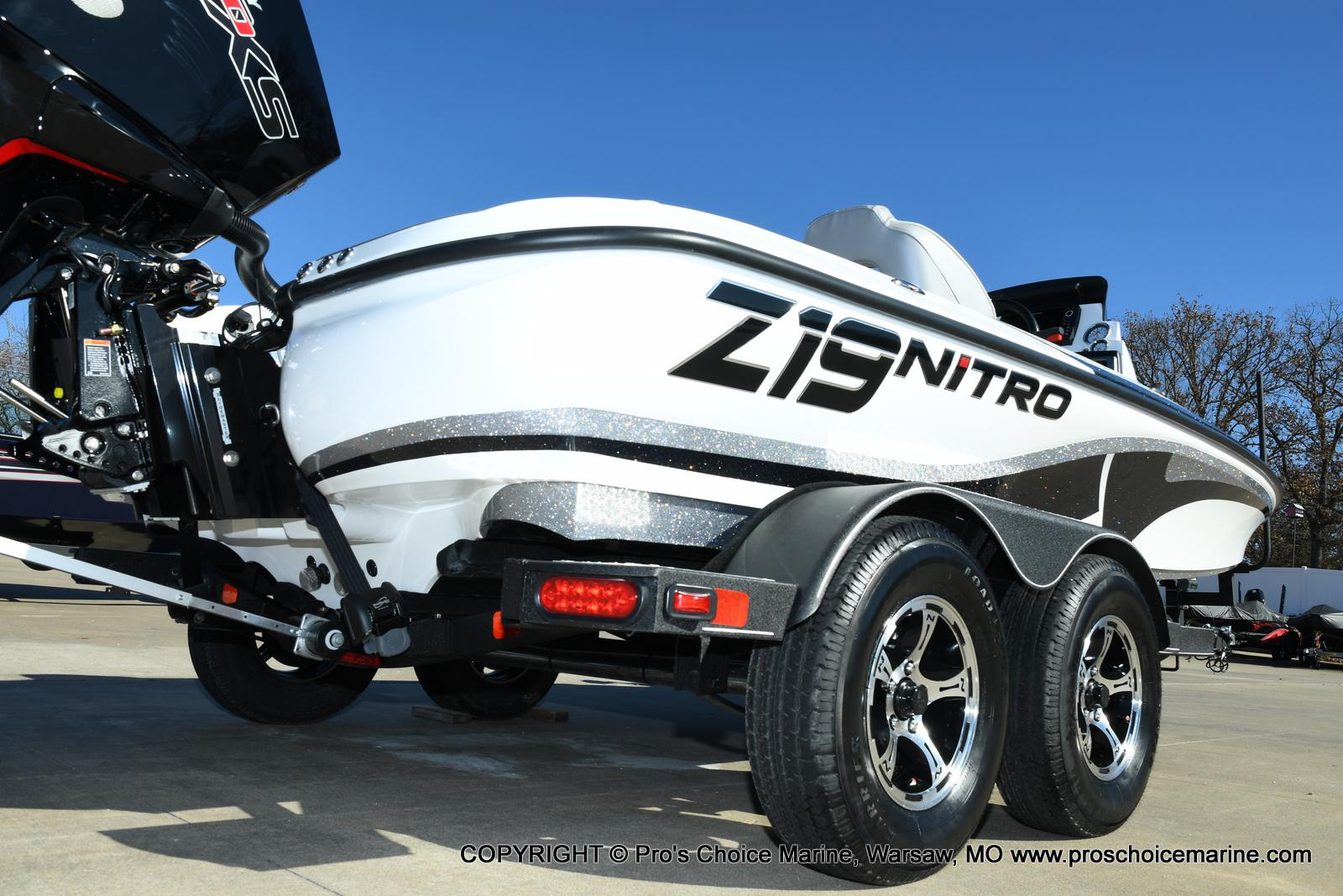 2021 Nitro boat for sale, model of the boat is Z19 pro package & Image # 42 of 50