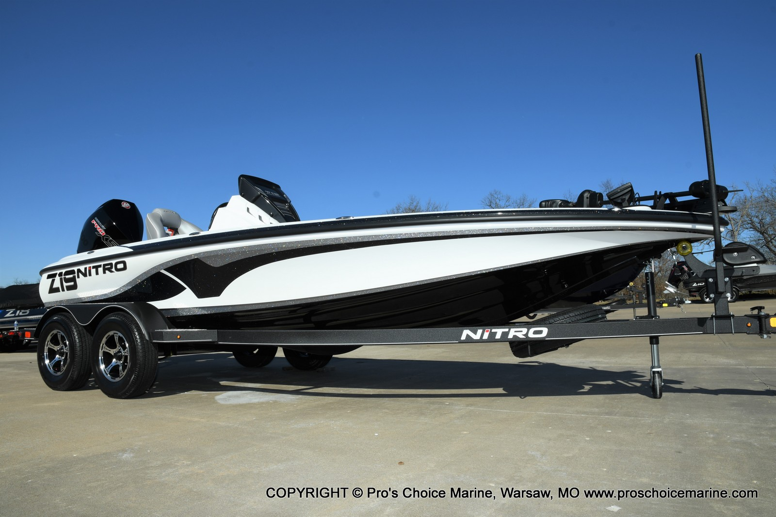 2021 Nitro boat for sale, model of the boat is Z19 pro package & Image # 41 of 50