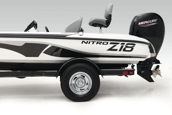 2021 Nitro boat for sale, model of the boat is Z18 & Image # 16 of 56