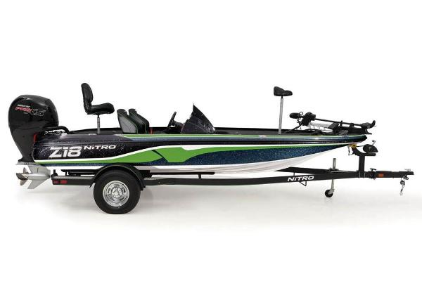 2021 Nitro boat for sale, model of the boat is Z18 Pro & Image # 2 of 11