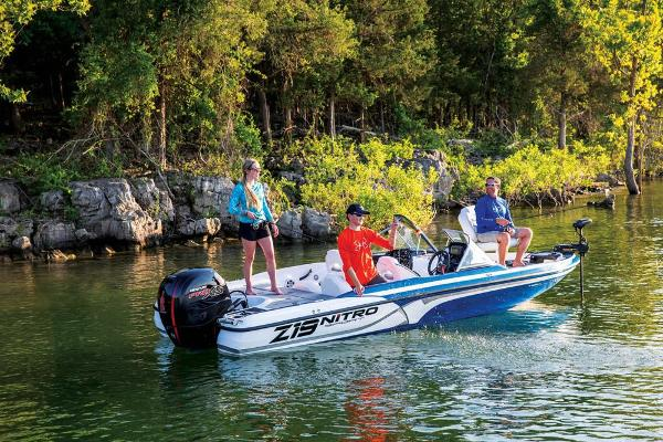 2021 Nitro boat for sale, model of the boat is Z19 Sport & Image # 3 of 60