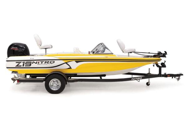 2021 Nitro boat for sale, model of the boat is Z19 Sport & Image # 14 of 60