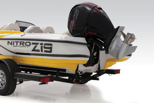 2021 Nitro boat for sale, model of the boat is Z19 Sport & Image # 24 of 60