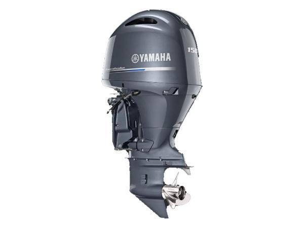 2021 Yamaha Outboards F150 image