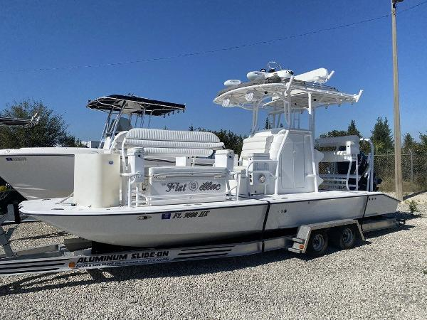 1993 TRACKER BOATS FLATILLAC for sale