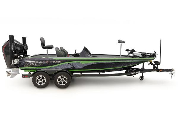 2021 Nitro boat for sale, model of the boat is Z20 Pro & Image # 2 of 17