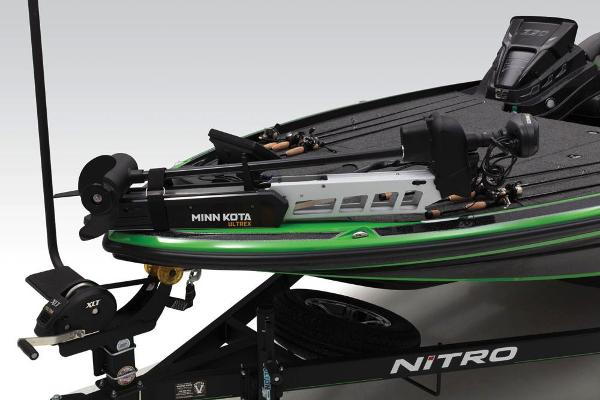 2021 Nitro boat for sale, model of the boat is Z20 Pro & Image # 7 of 17