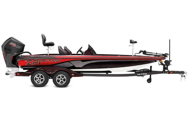 2021 Nitro boat for sale, model of the boat is Z21 & Image # 10 of 67