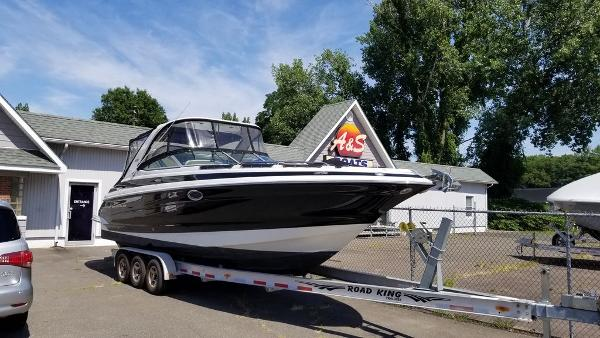 2015 Crownline boat for sale, model of the boat is 335 SS & Image # 16 of 20