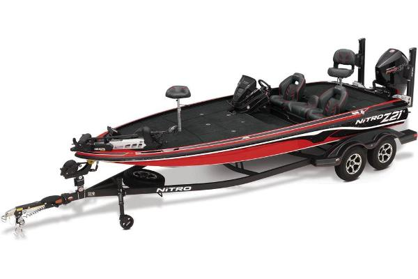 2021 Nitro boat for sale, model of the boat is Z21 Pro & Image # 1 of 16