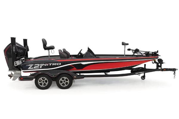 2021 Nitro boat for sale, model of the boat is Z21 Pro & Image # 2 of 16