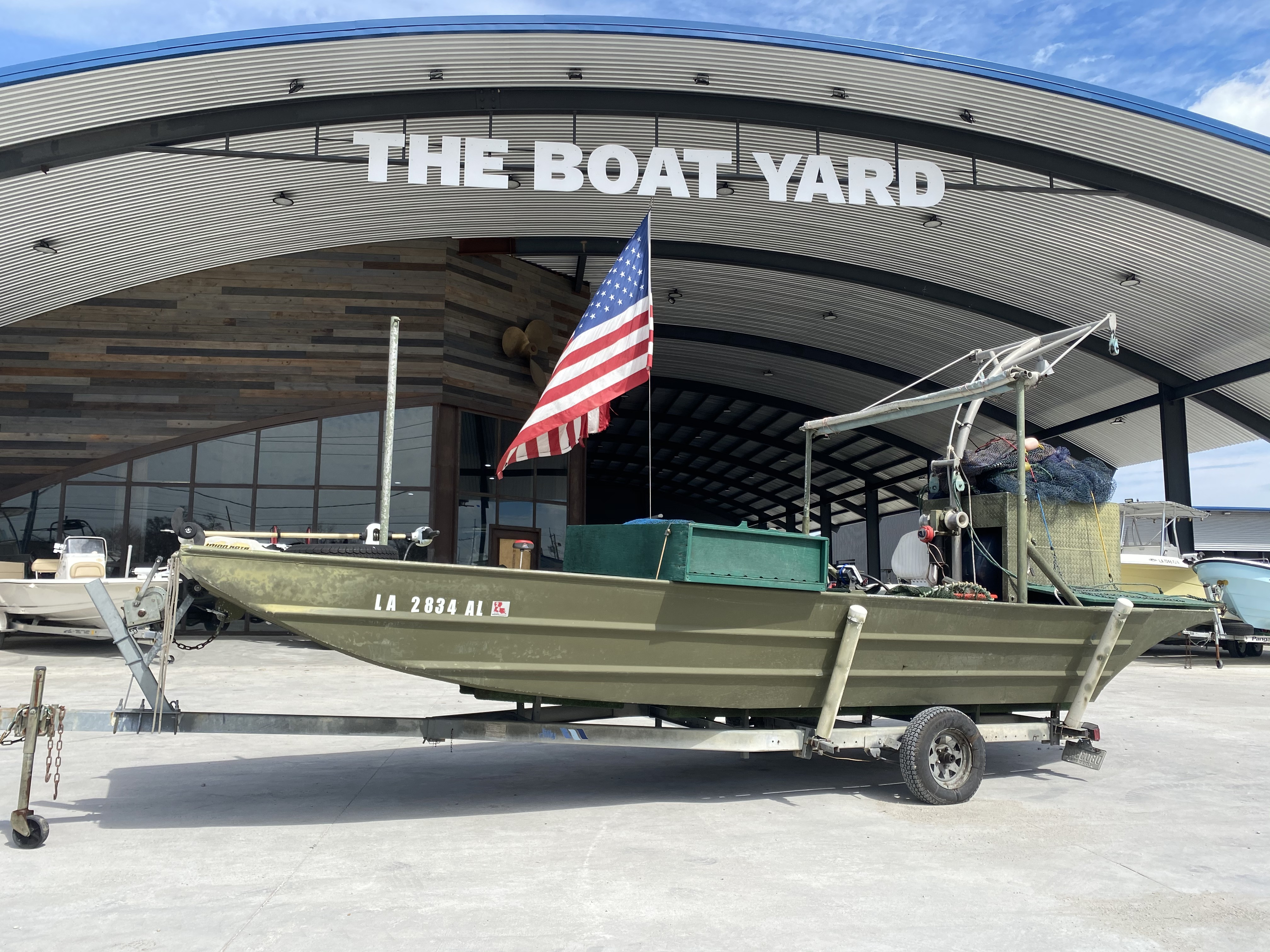 1980 Alumaweld boat for sale, model of the boat is 20 ft & Image # 1 of 14