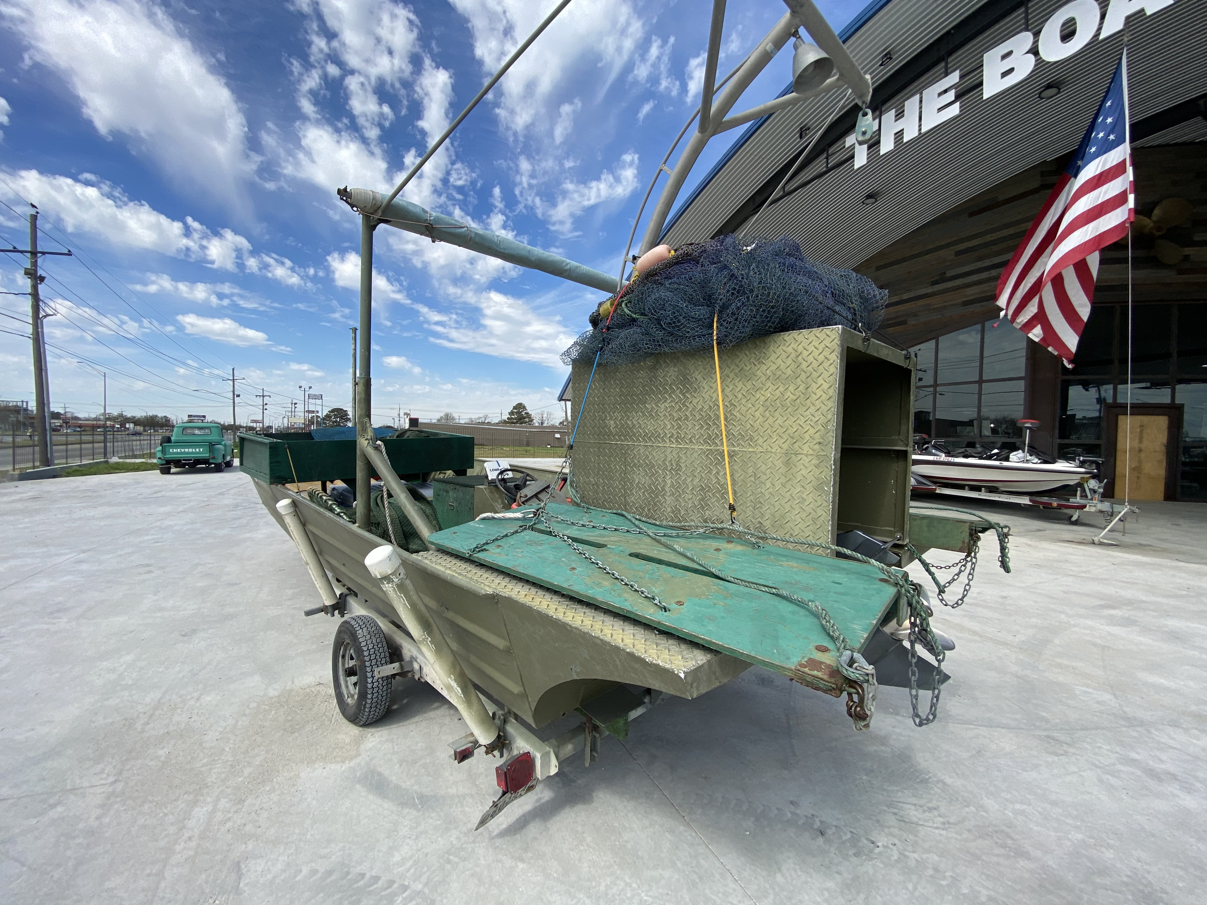 1980 Alumaweld boat for sale, model of the boat is 20 ft & Image # 2 of 14