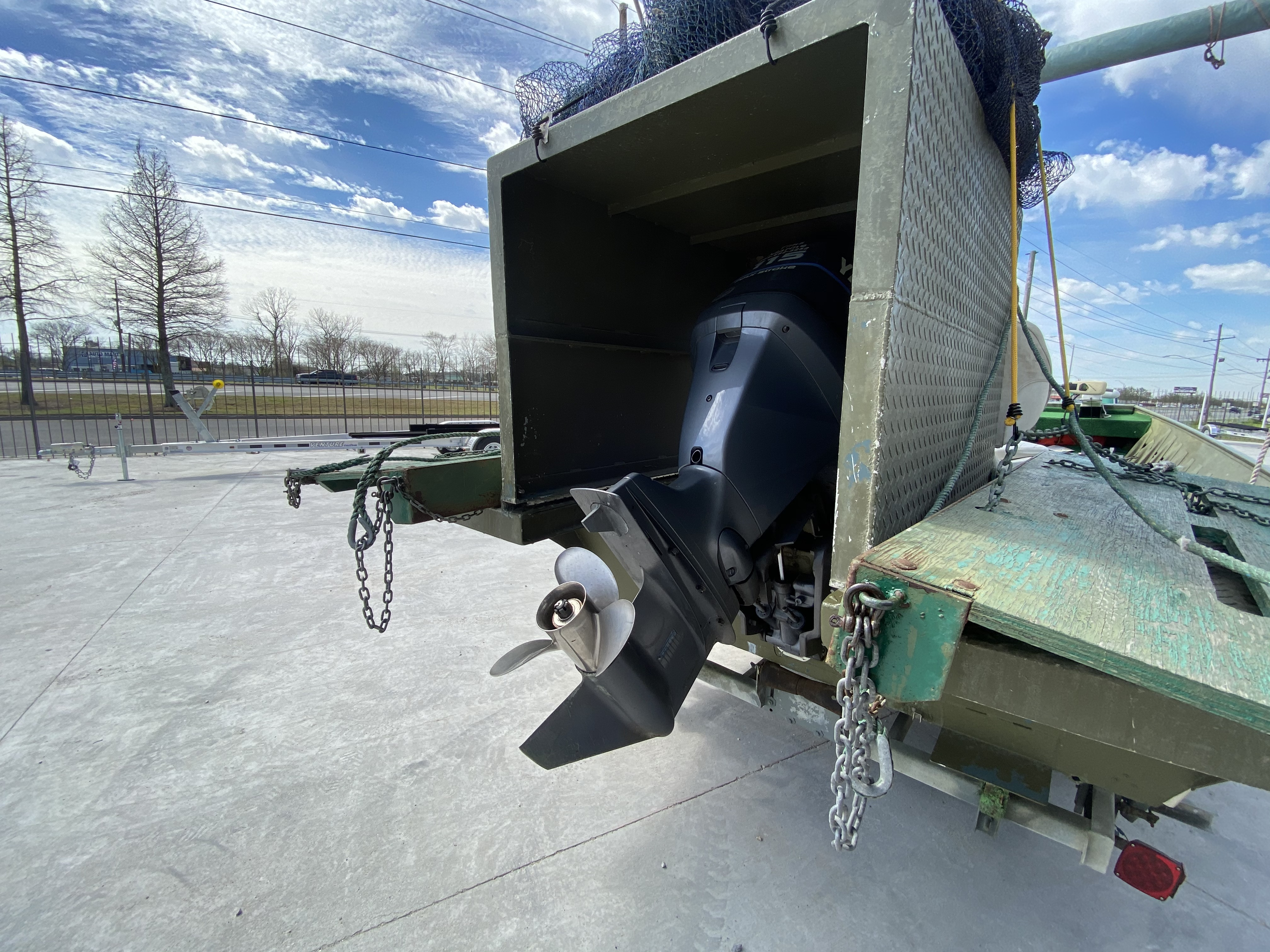 1980 Alumaweld boat for sale, model of the boat is 20 ft & Image # 3 of 14