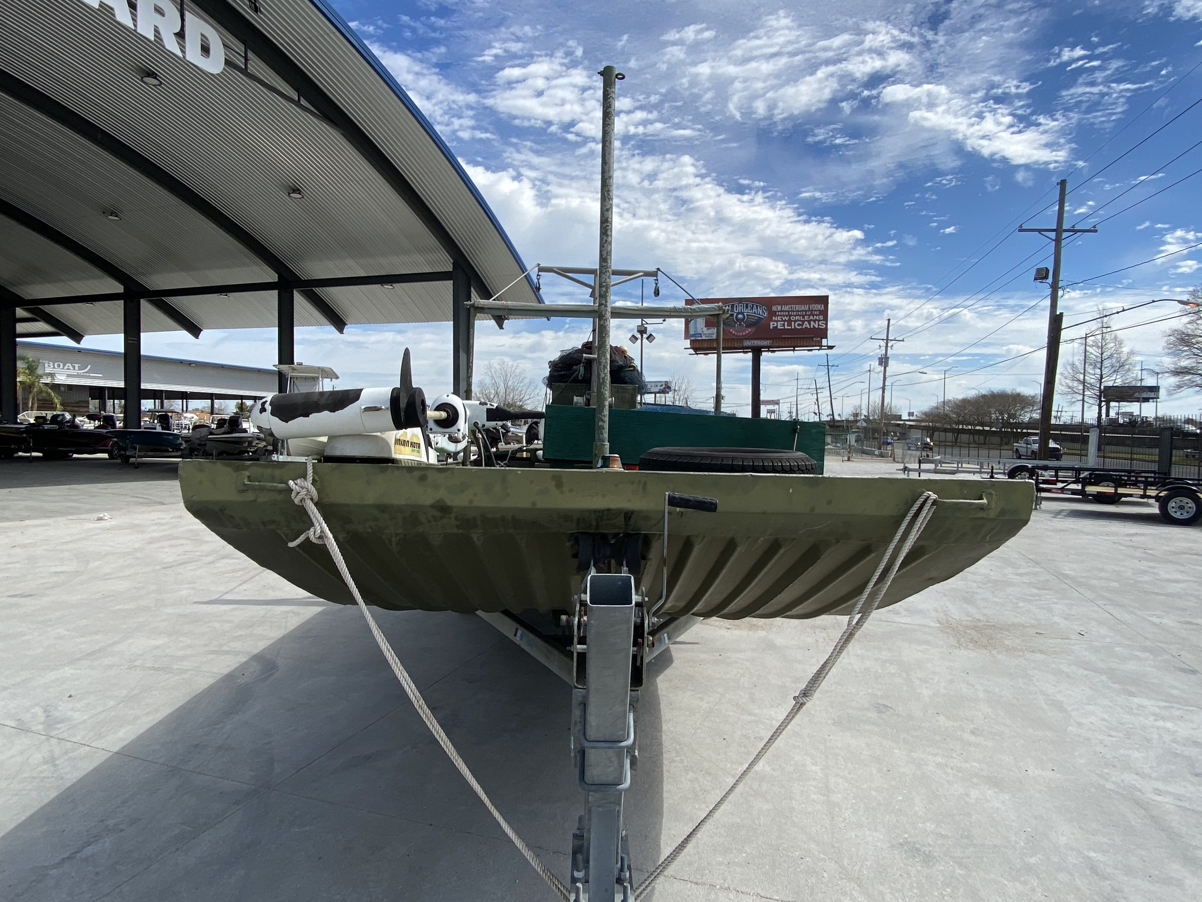 1980 Alumaweld boat for sale, model of the boat is 20 ft & Image # 4 of 14