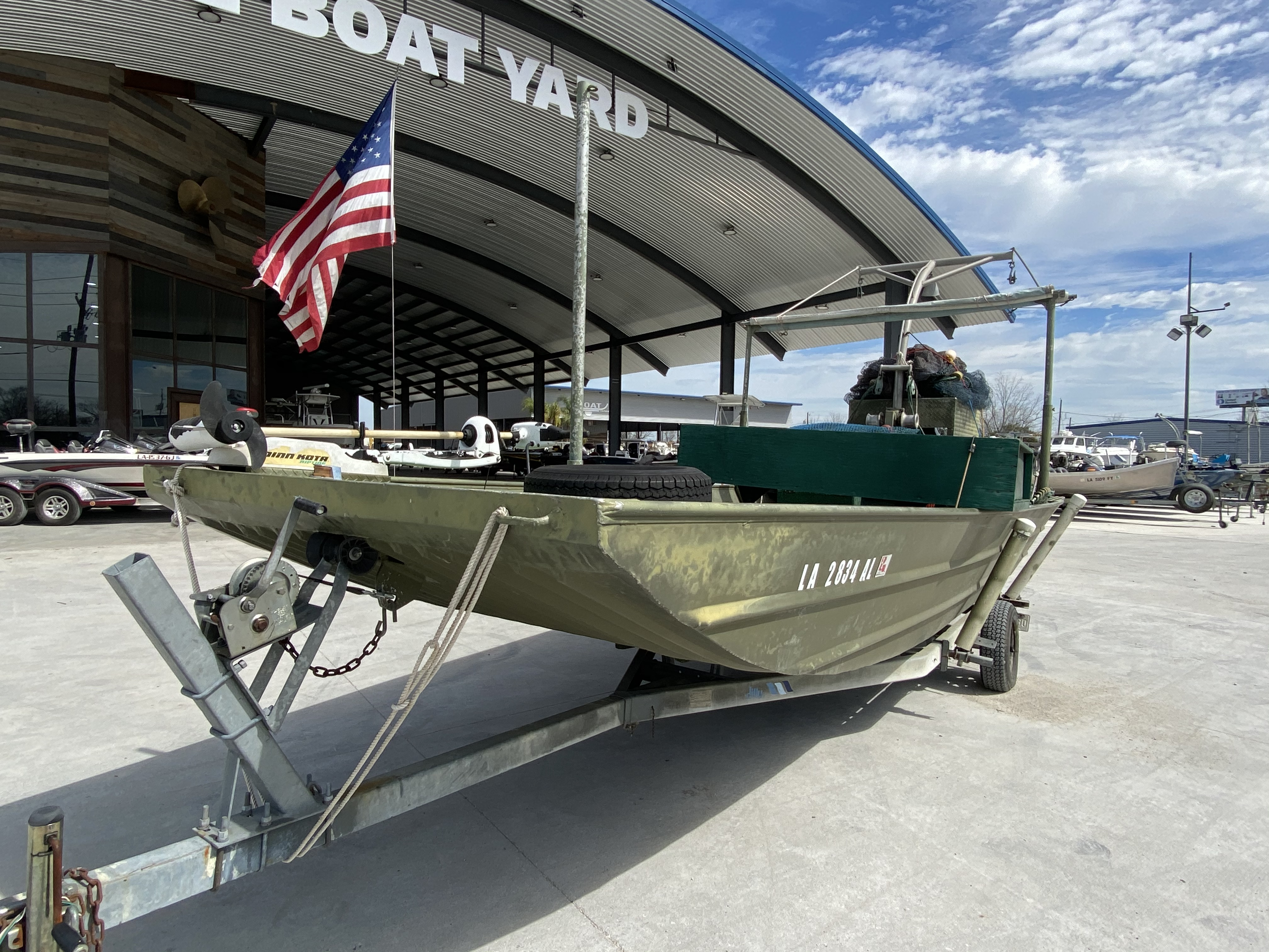 1980 Alumaweld boat for sale, model of the boat is 20 ft & Image # 8 of 14