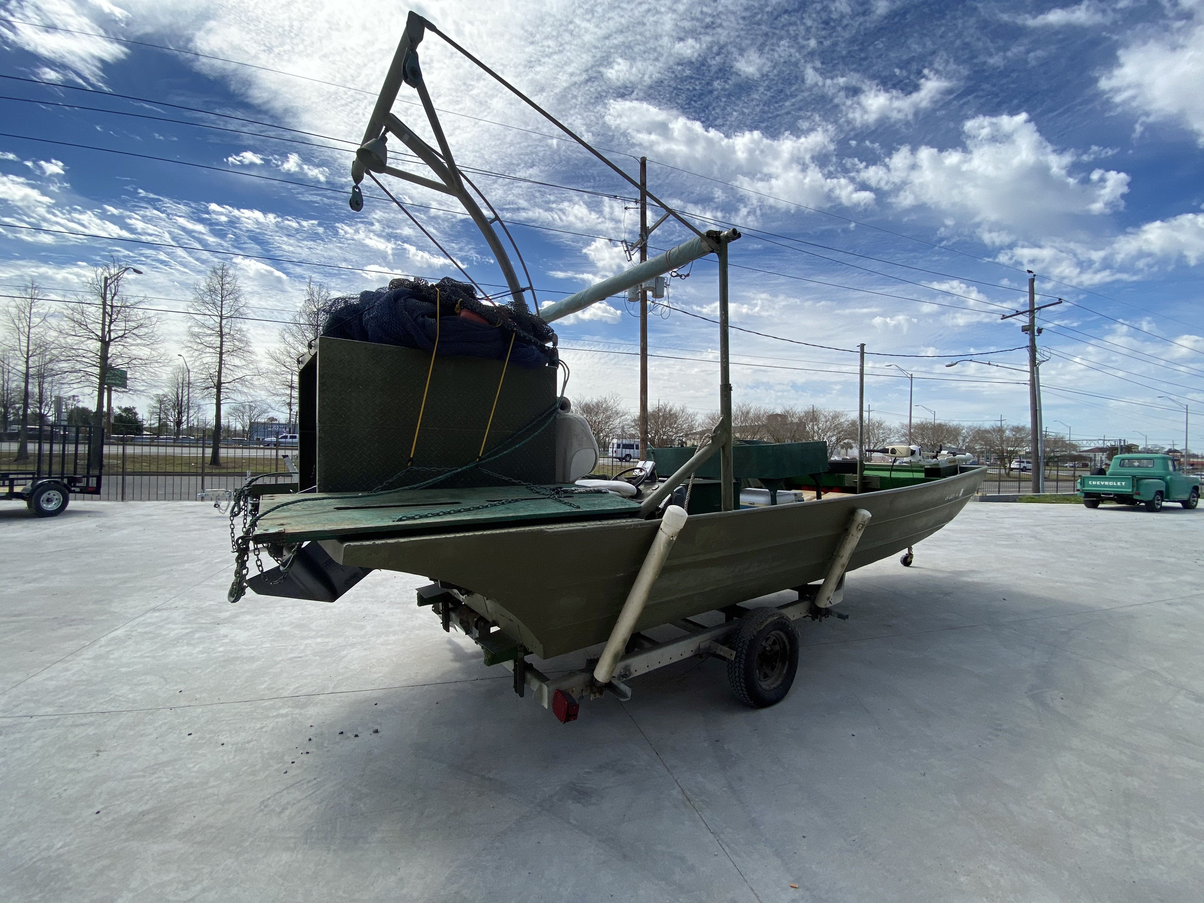 1980 Alumaweld boat for sale, model of the boat is 20 ft & Image # 10 of 14