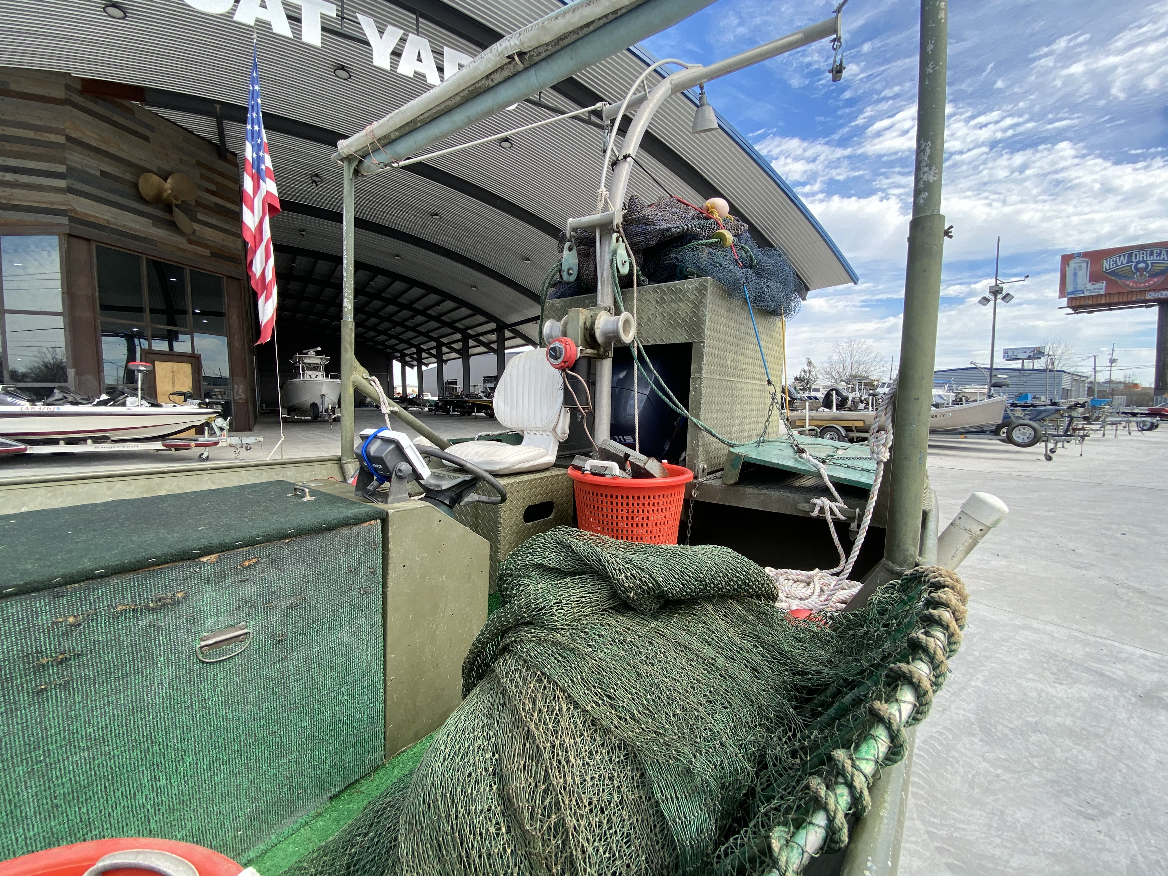 1980 Alumaweld boat for sale, model of the boat is 20 ft & Image # 11 of 14