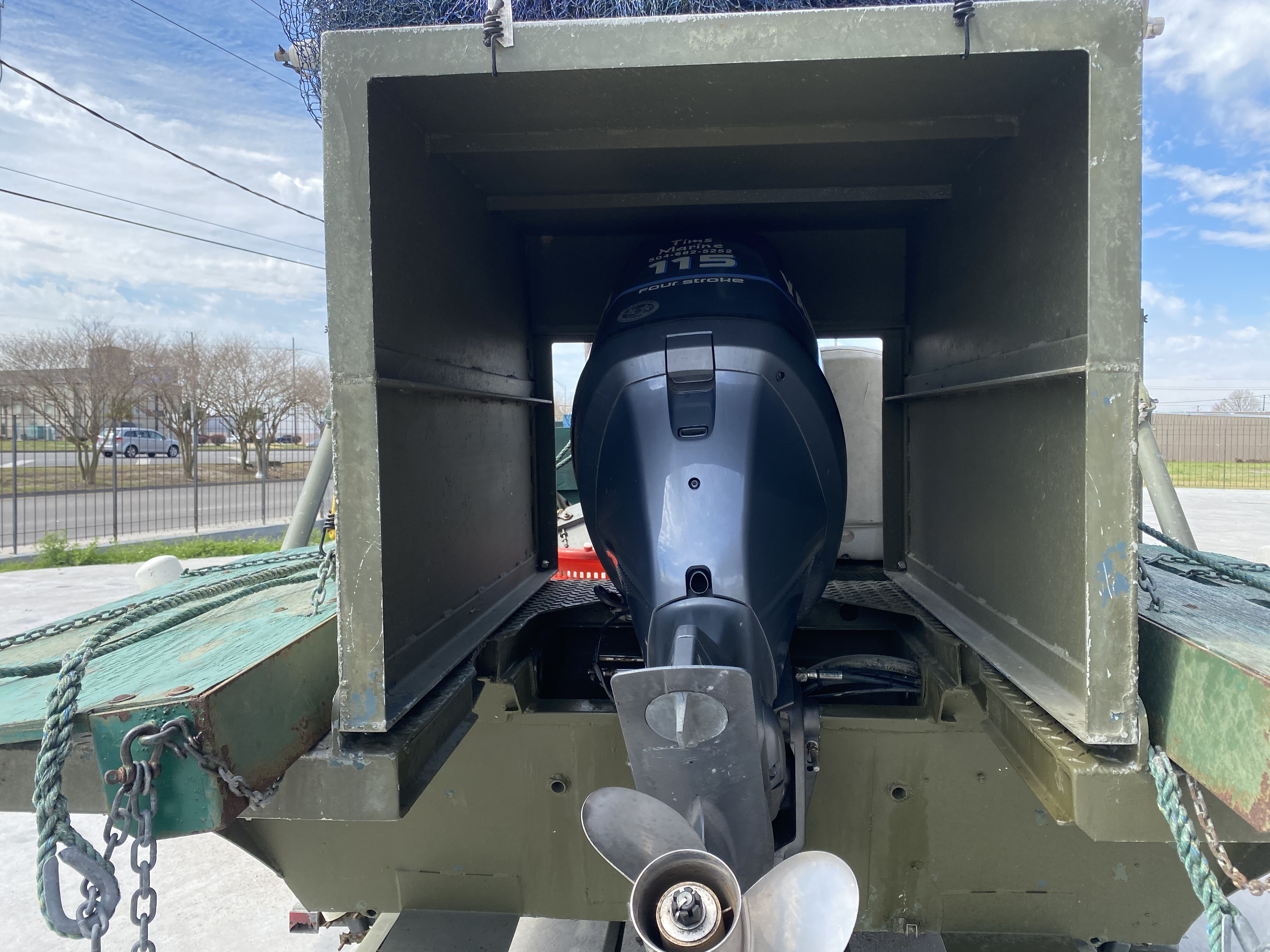 1980 Alumaweld boat for sale, model of the boat is 20 ft & Image # 13 of 14