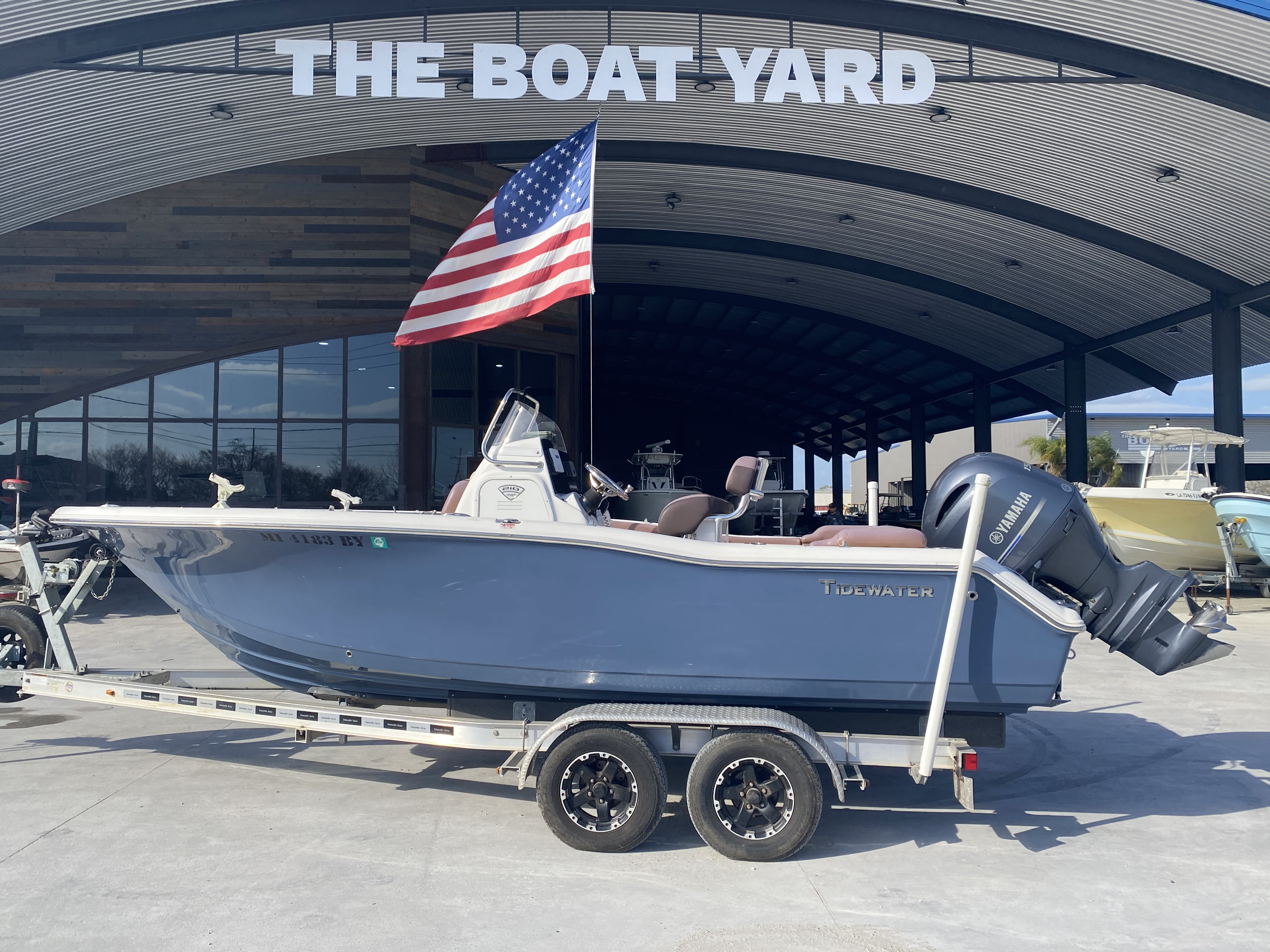 2017 TIDEWATER 210 for sale