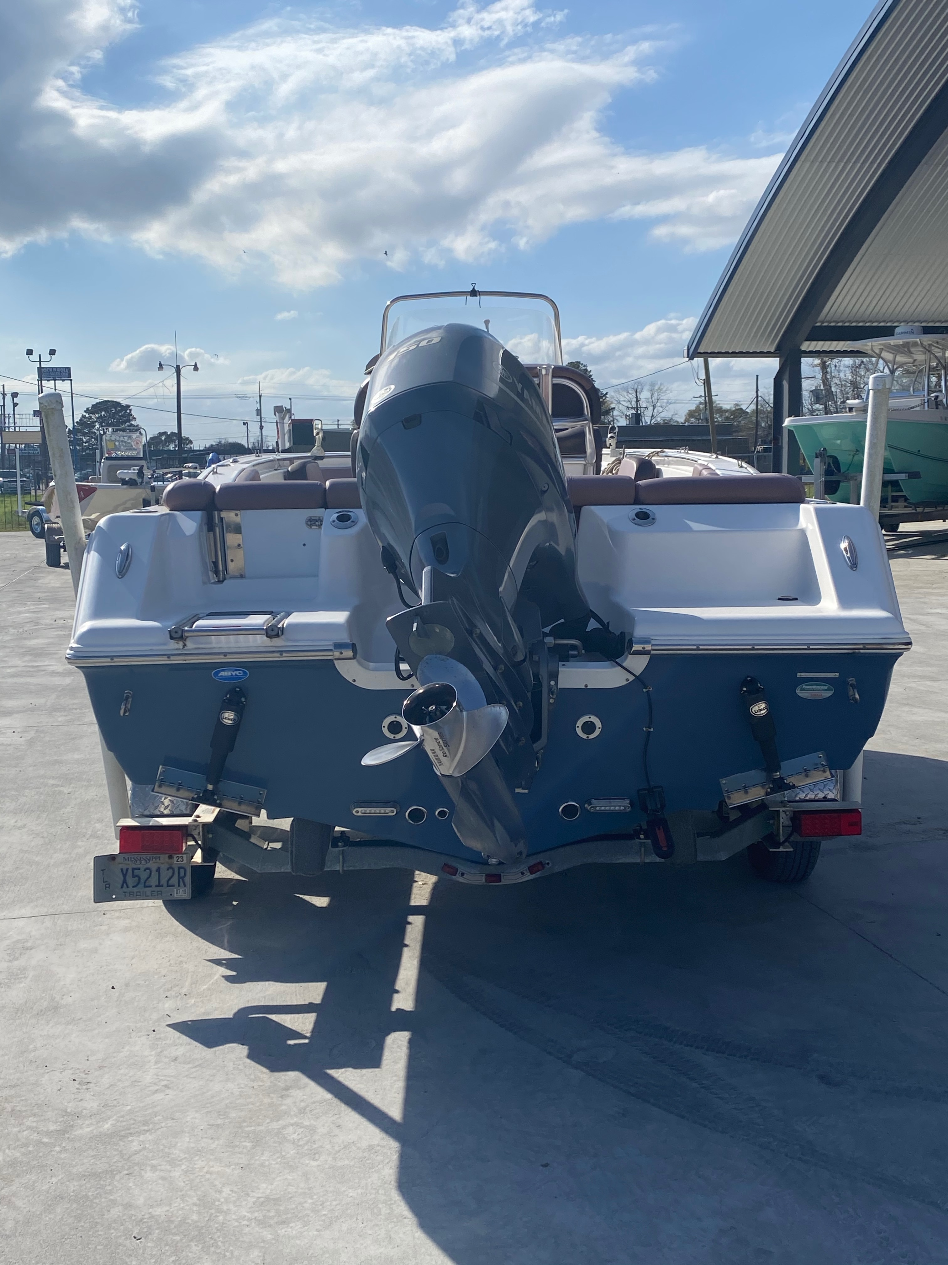 2017 Tidewater boat for sale, model of the boat is 210 & Image # 7 of 19