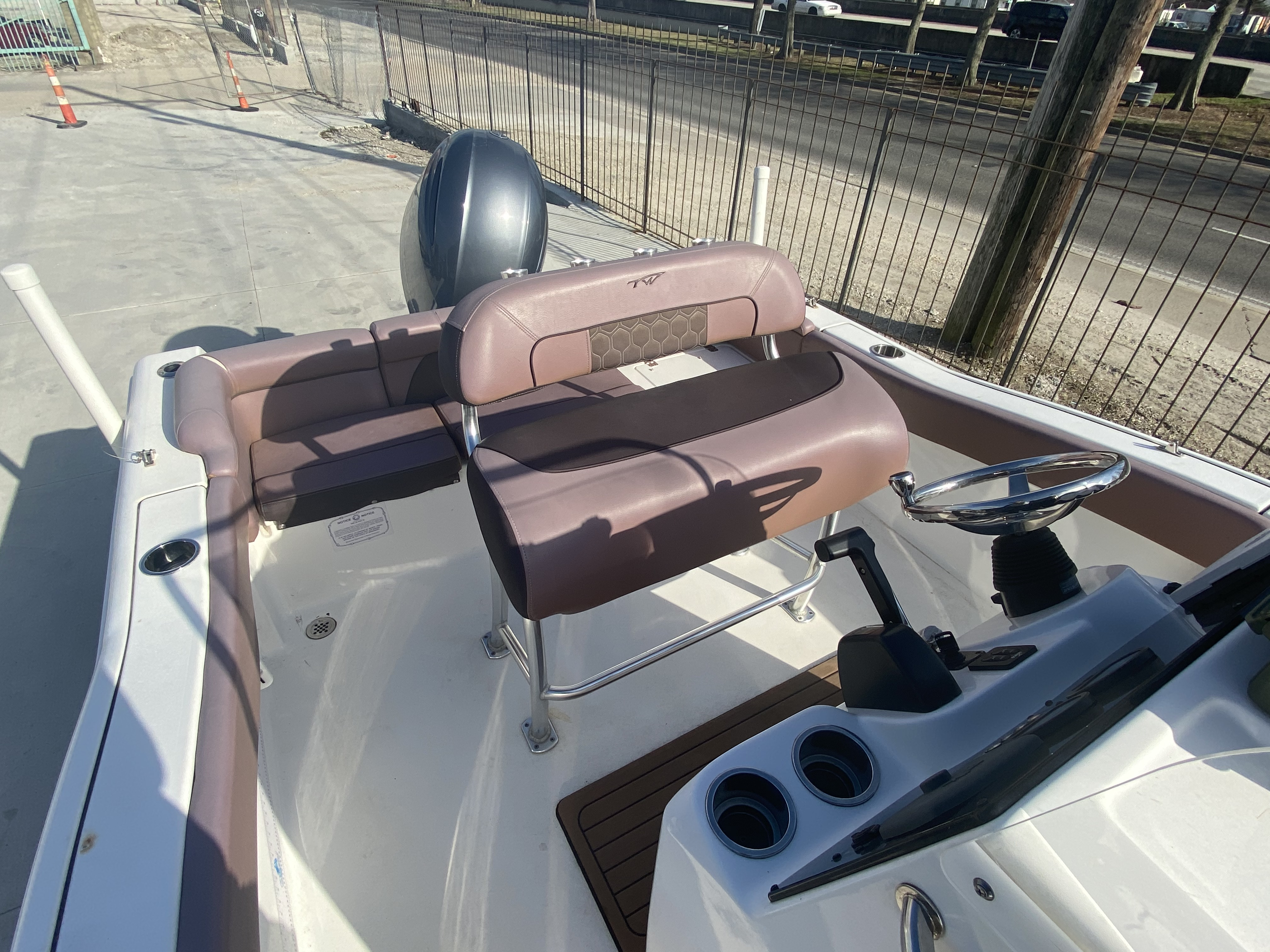 2017 Tidewater boat for sale, model of the boat is 210 & Image # 15 of 19