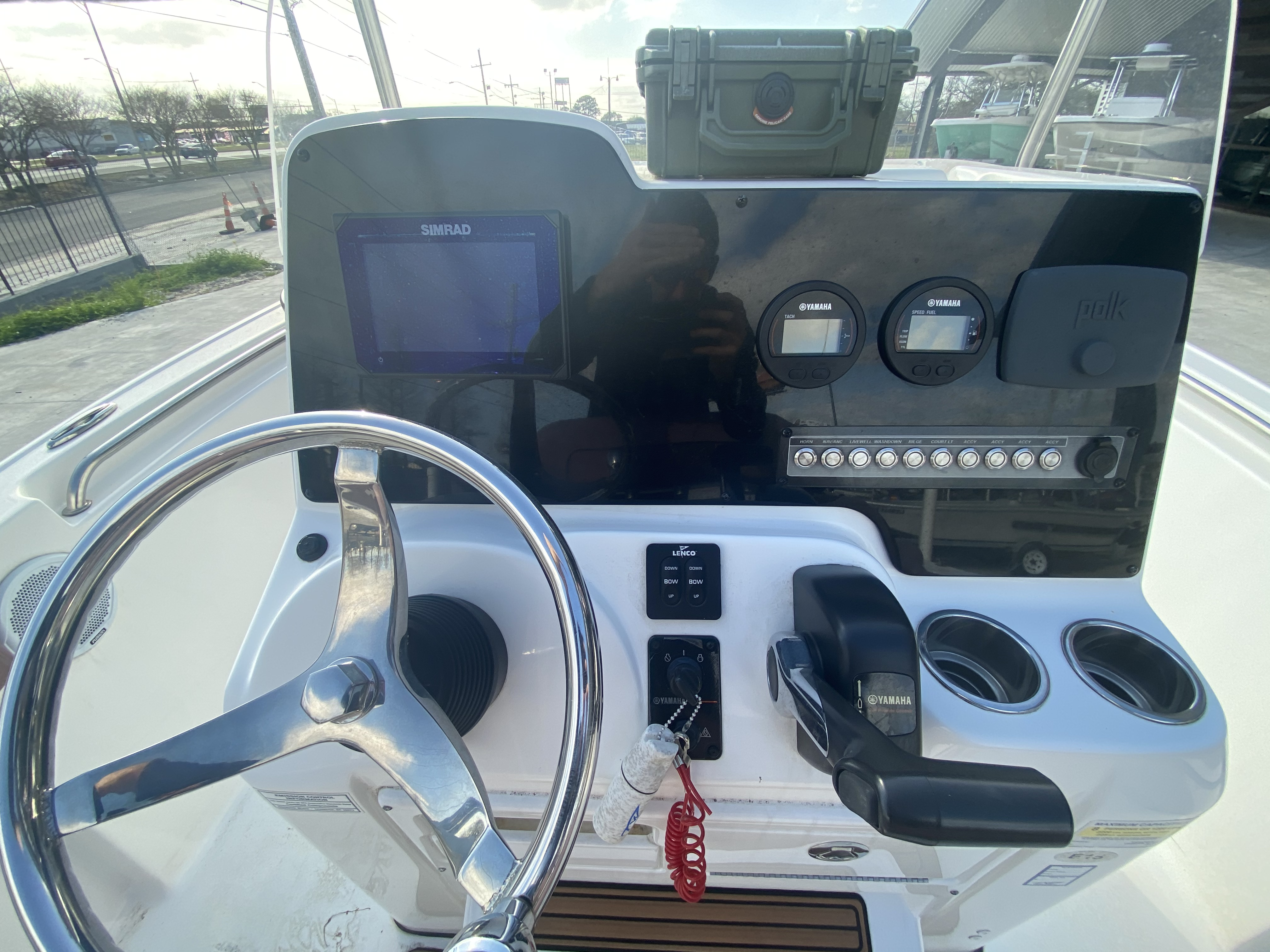 2017 Tidewater boat for sale, model of the boat is 210 & Image # 8 of 19