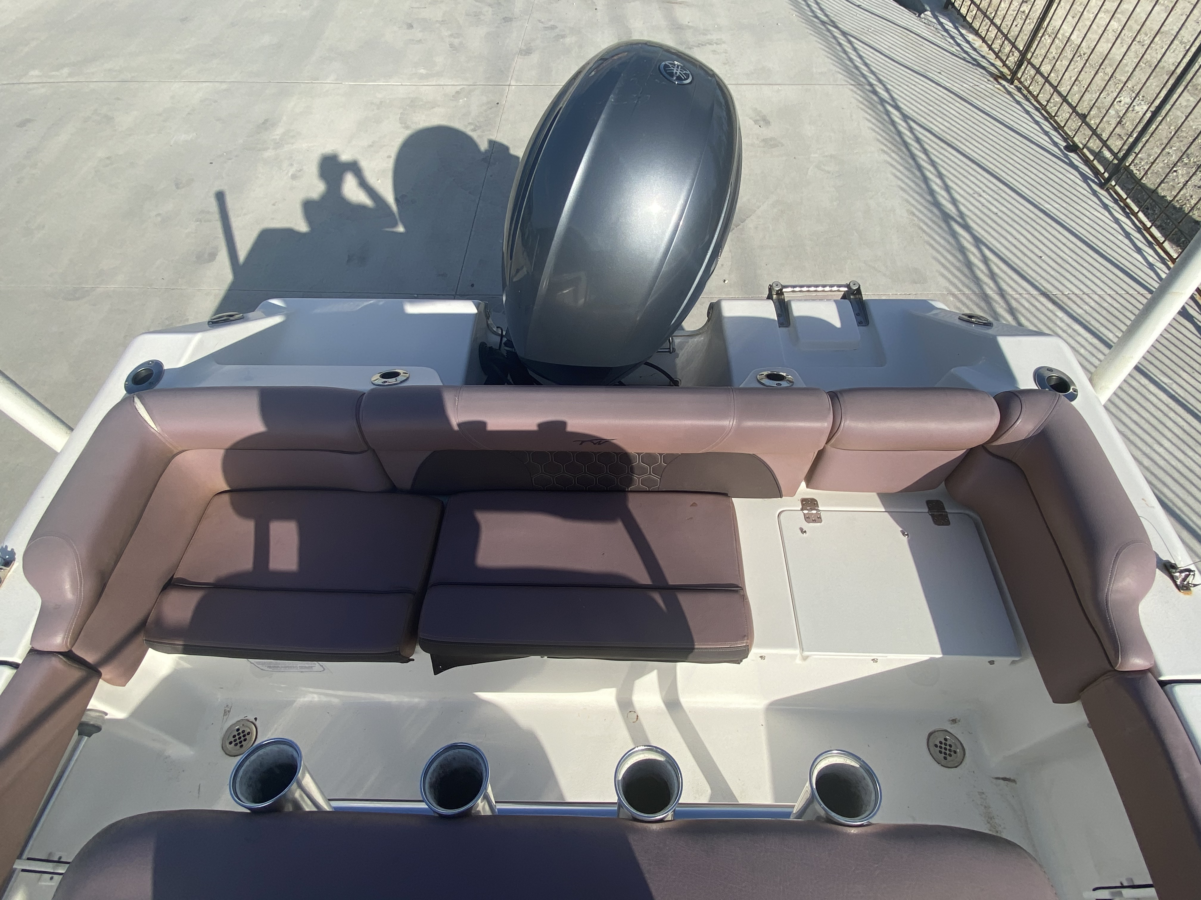 2017 Tidewater boat for sale, model of the boat is 210 & Image # 17 of 19