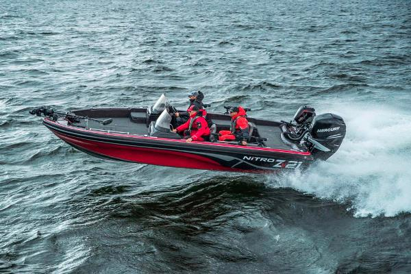2021 Nitro boat for sale, model of the boat is ZV21 & Image # 2 of 55