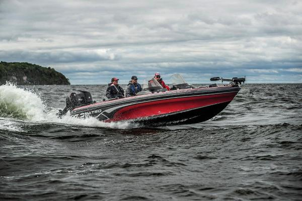 2021 Nitro boat for sale, model of the boat is ZV21 & Image # 6 of 55