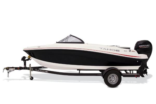 2021 Tahoe boat for sale, model of the boat is 450 TS & Image # 7 of 60