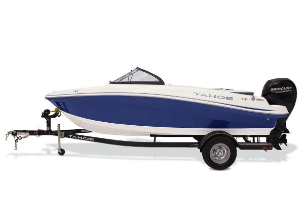 2021 Tahoe boat for sale, model of the boat is 450 TS & Image # 10 of 60