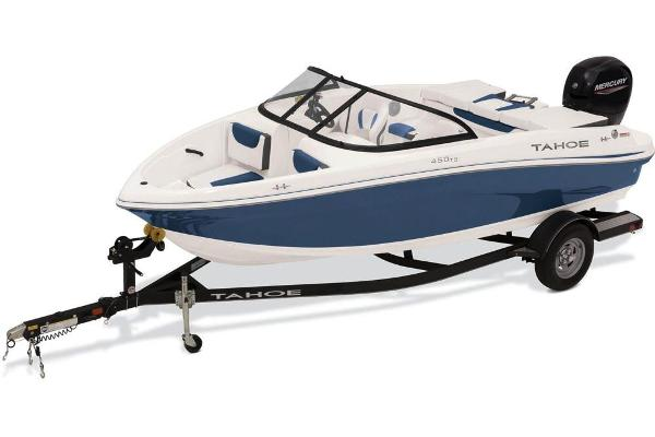 2021 Tahoe boat for sale, model of the boat is 450 TS & Image # 1 of 60