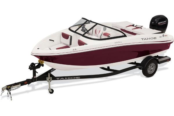 2021 Tahoe boat for sale, model of the boat is 450 TS & Image # 12 of 60