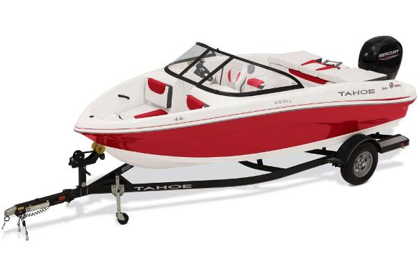 2021 Tahoe boat for sale, model of the boat is 450 TS & Image # 14 of 60