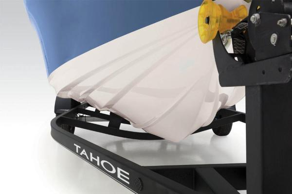 2021 Tahoe boat for sale, model of the boat is 450 TS & Image # 34 of 60