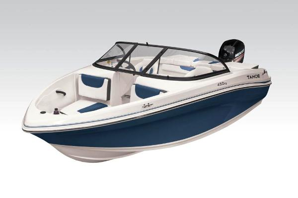 2021 Tahoe boat for sale, model of the boat is 450 TS & Image # 45 of 60