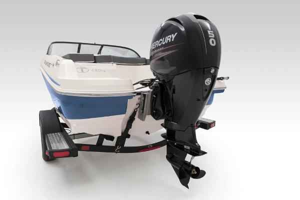 2021 Tahoe boat for sale, model of the boat is 450 TS & Image # 47 of 60