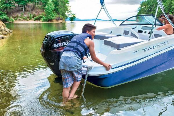 2021 Tahoe boat for sale, model of the boat is 450 TS & Image # 60 of 60