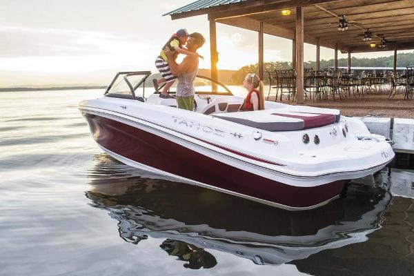 2021 Tahoe boat for sale, model of the boat is 500 TS & Image # 4 of 60