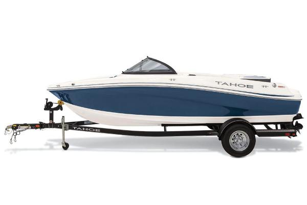 2021 Tahoe boat for sale, model of the boat is 500 TS & Image # 6 of 60