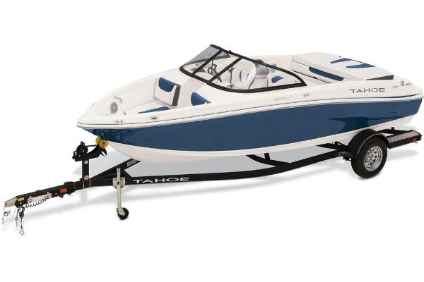 2021 Tahoe boat for sale, model of the boat is 500 TS & Image # 1 of 60