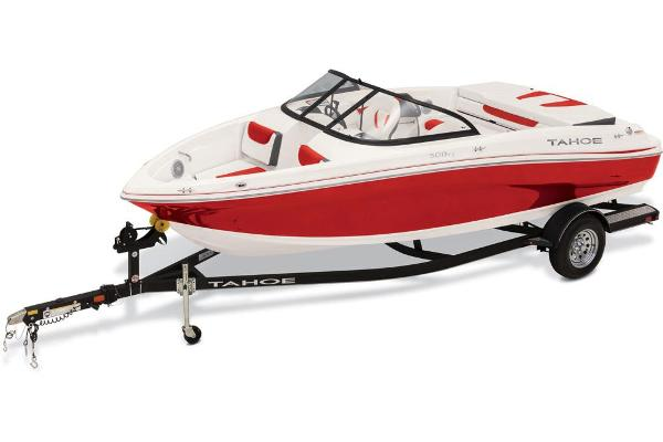 2021 Tahoe boat for sale, model of the boat is 500 TS & Image # 14 of 60