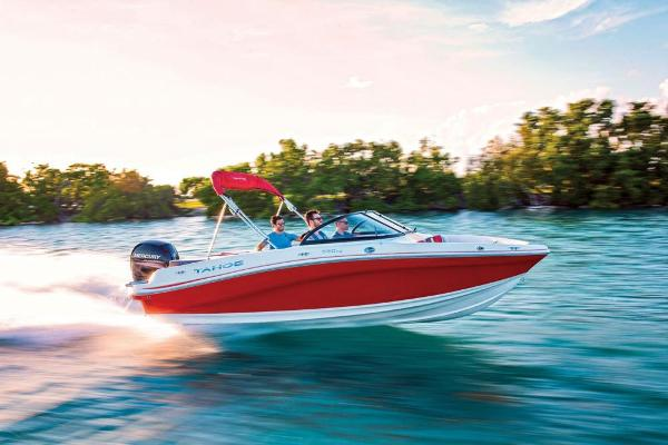 2021 Tahoe boat for sale, model of the boat is 550 TS & Image # 4 of 67