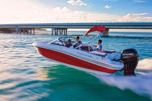 2021 Tahoe boat for sale, model of the boat is 550 TS & Image # 6 of 67